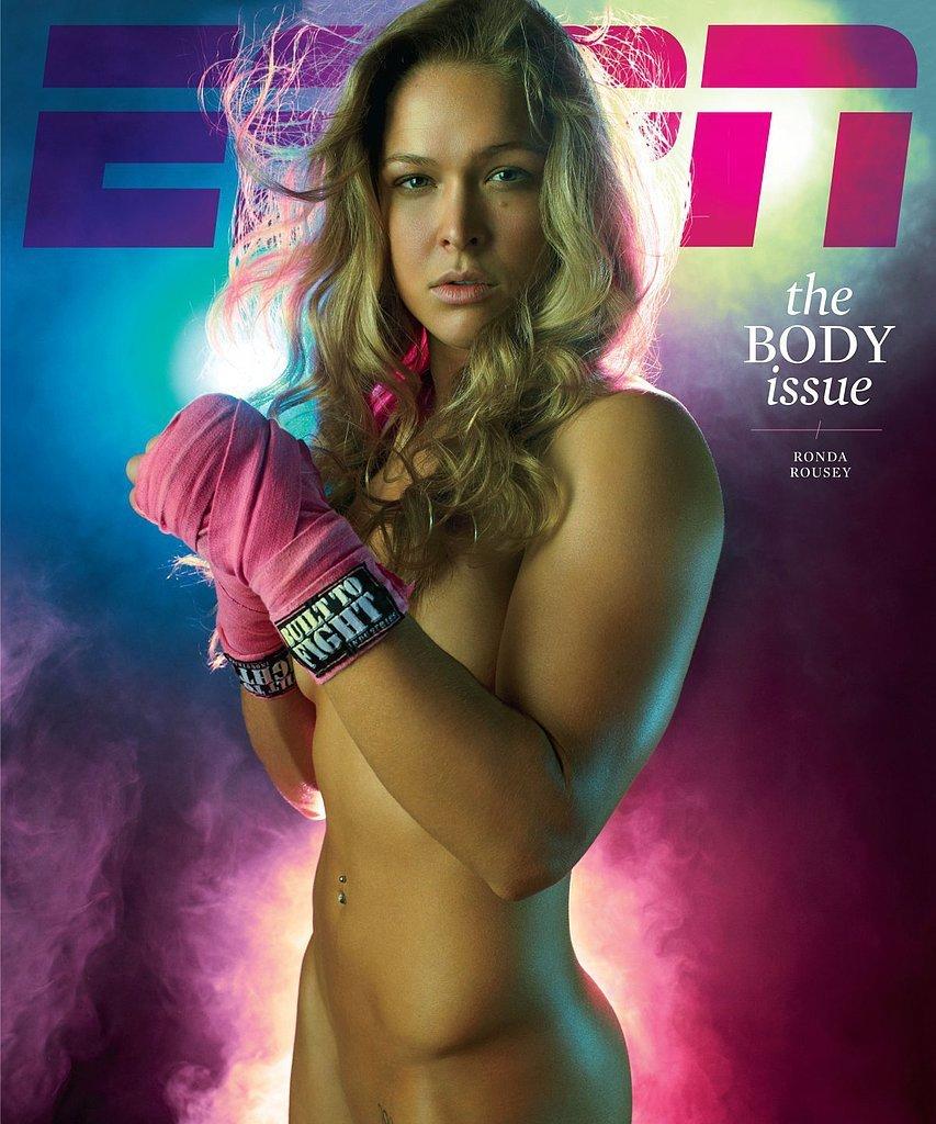 Ronda Rousey via espn